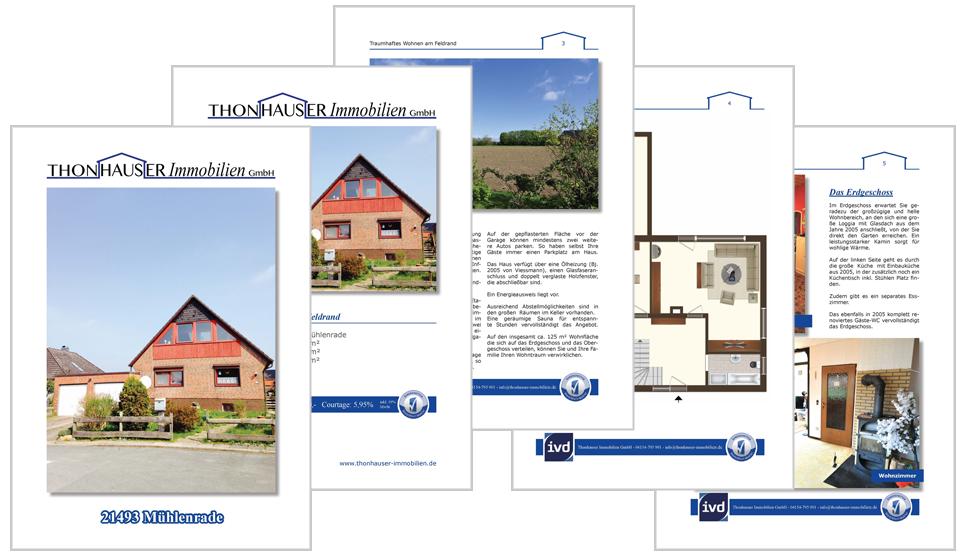 Großzügig Immobilien Vorschlag Vorlage Ideen - Entry Level Resume ...