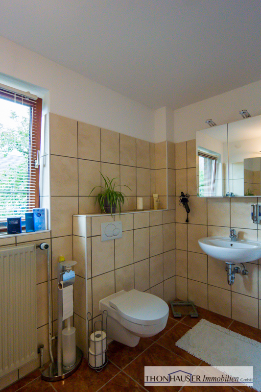 Badezimmer Reihenendhaus in 22946 Trittau
