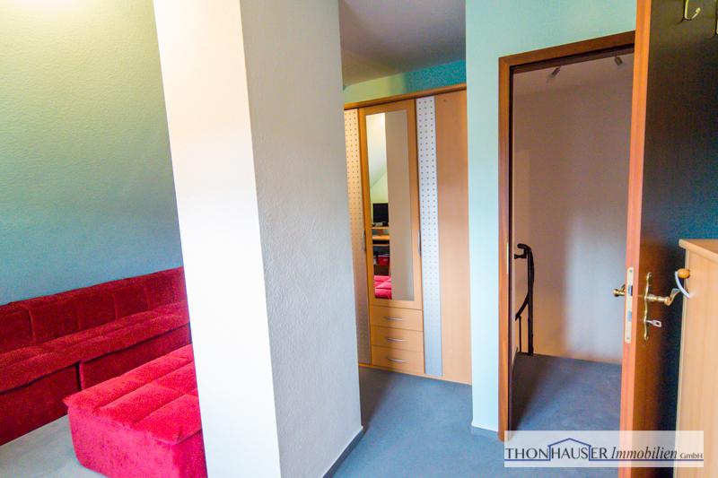 Zimmer Dachgeschoss Reihenendhaus in 22946 Trittau