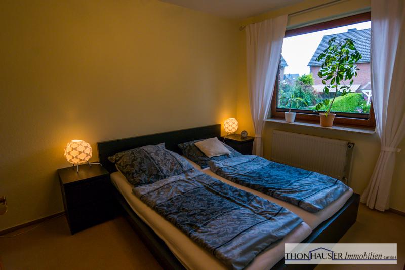 Schlafzimmer Reihenendhaus in 22946 Trittau