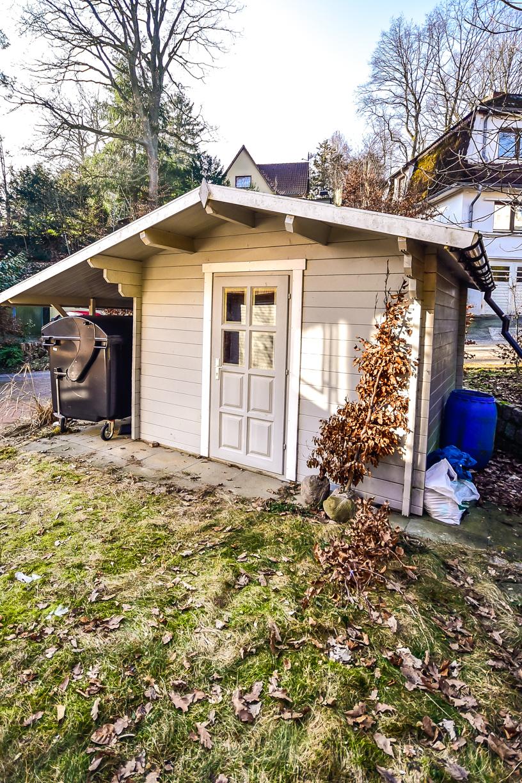 Einfamilienhaus mit integrierter Garage in 21075 Hamburg / Gartenhaus / Thonhauser Immobilien GmbH