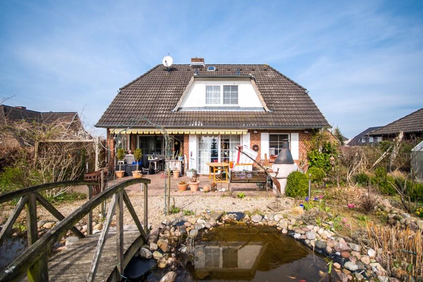 Traumhaftes Einfamilienhaus in 21406 Melbeck