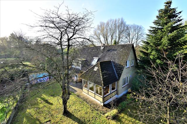 Einfamilienhaus mit Potenzial für handwerklich Begabte in 22958 Kuddewörde